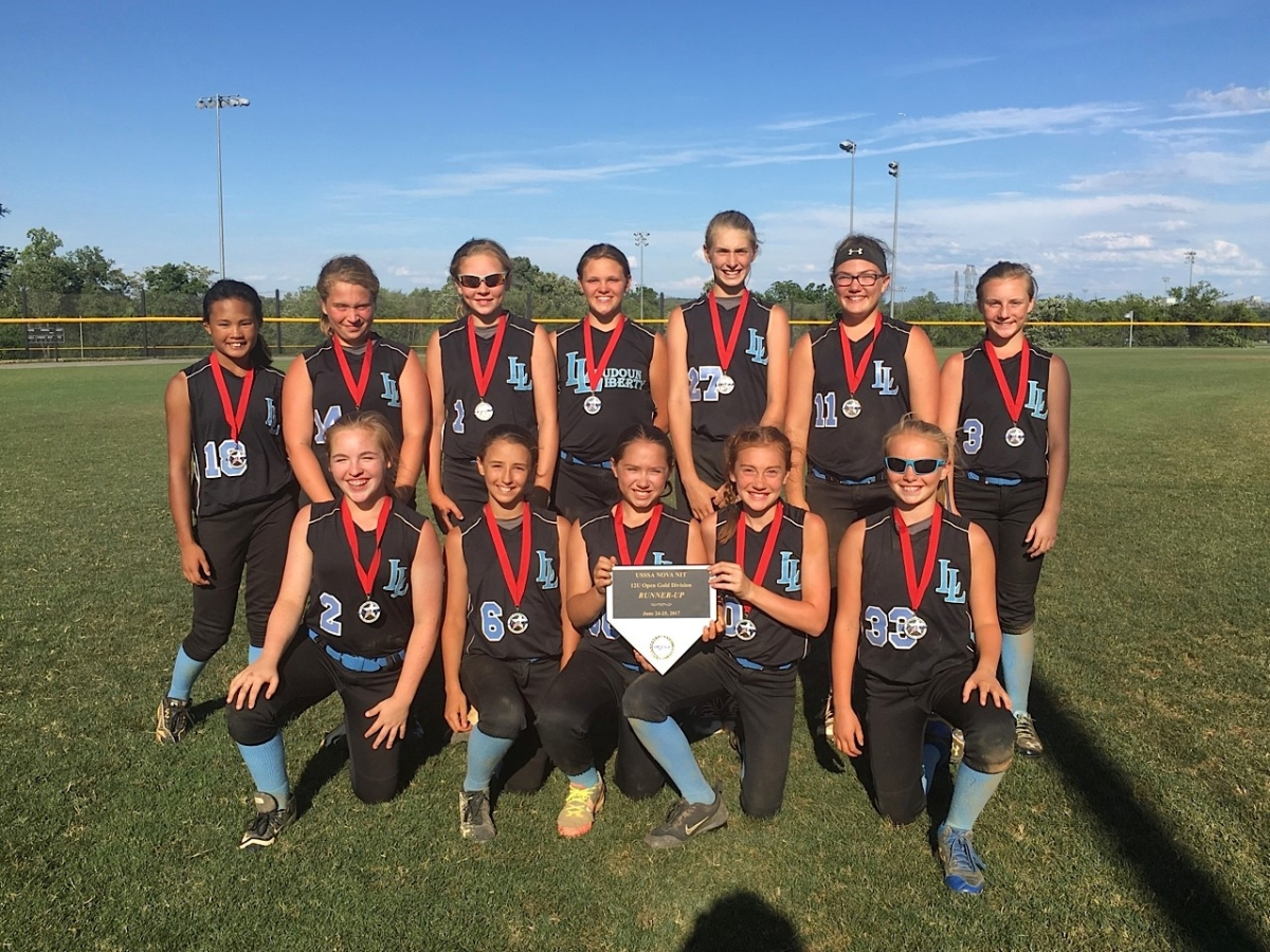 Loudoun Liberty 12U Blue Runners-Up in NOVA NIT