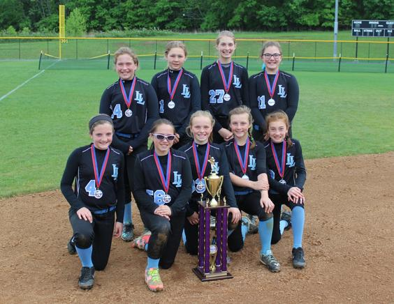 12U Liberty Blue finalists at Stingrays Spring Classic