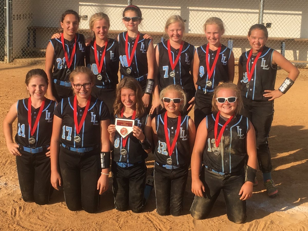 Loudoun Liberty 12U Black Finalists in ALCOVA Mortgage Open