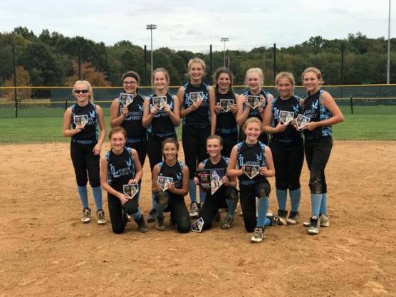 Loudoun Liberty 12U Blue are Madison Small Memorial Champions!