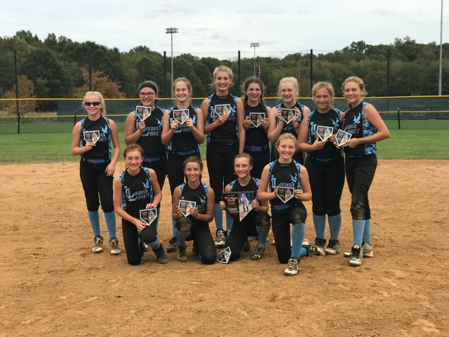 Loudoun Liberty 12U Blue are Madison Small Memorial Champions!
