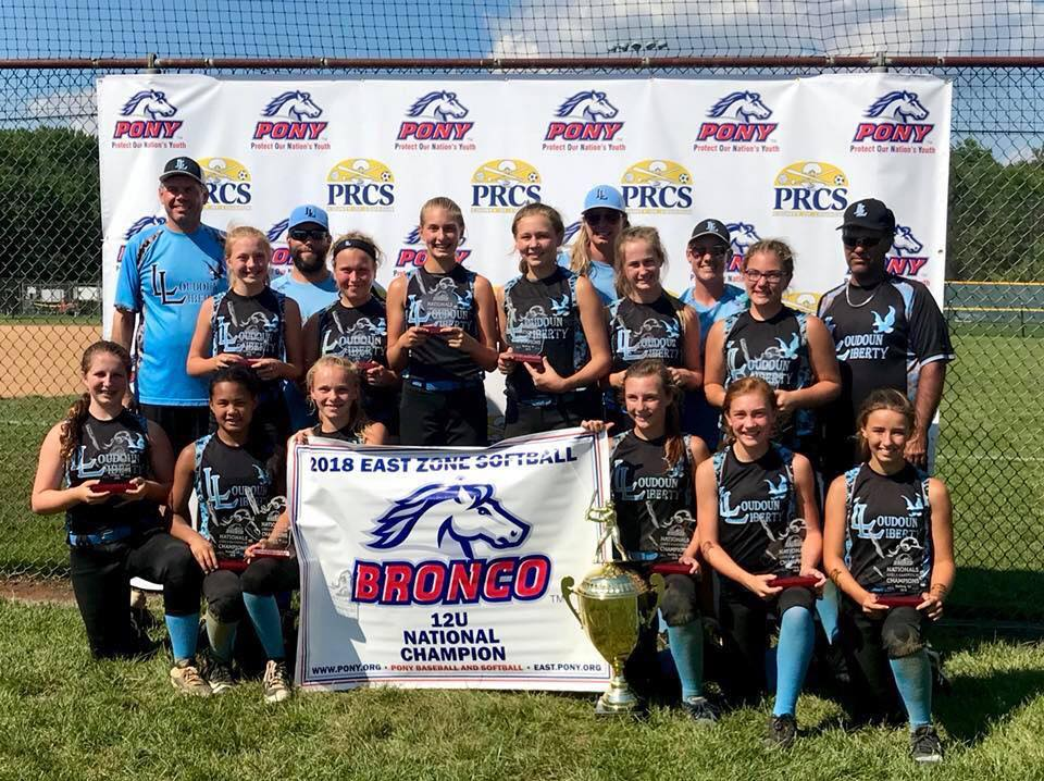 Liberty Blue are PONY Nationals Champions!