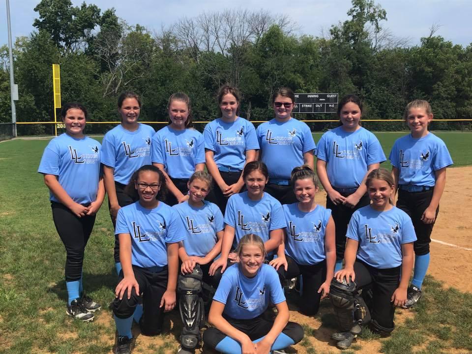 12U Blue Kicks Off the Season with a DoubleHeader