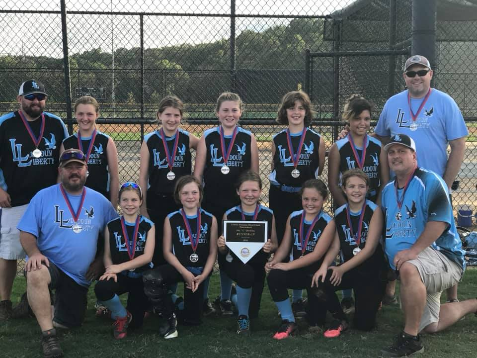 Runners-Up in Potomac River Clash