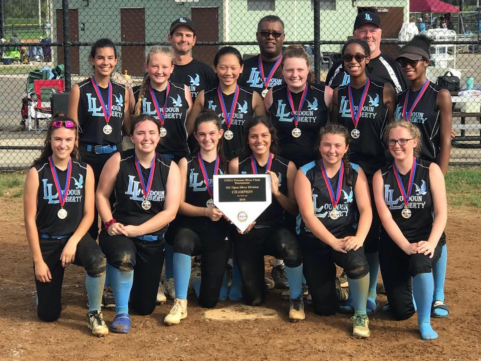 16U Liberty Takes Silver Championship in Potomac River Clash