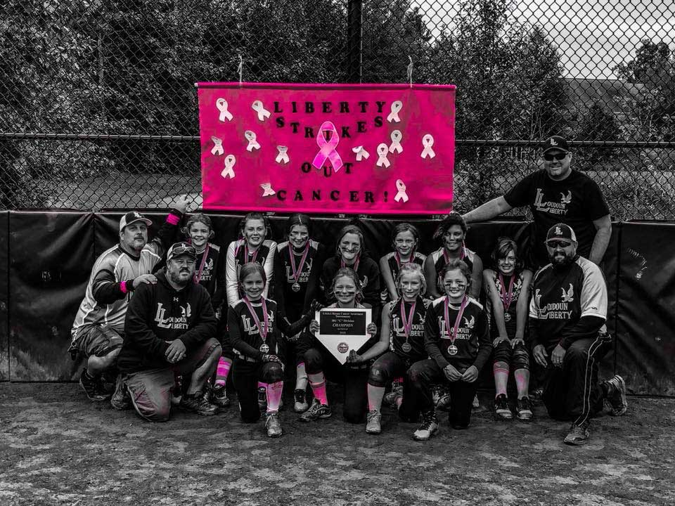 Breast Cancer Awareness Tournament Champions!