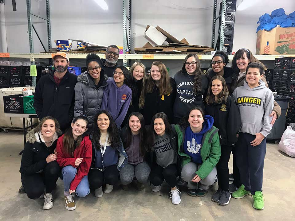 MLK Day of Service — and fun