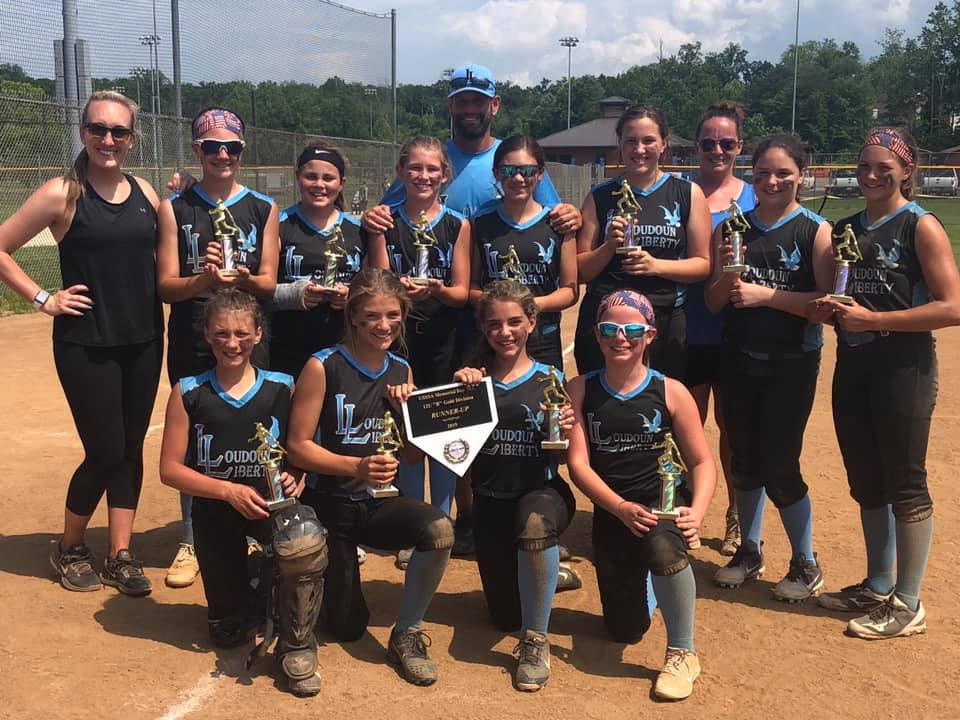 12U Blue Takes 2nd in Memorial DayNIT