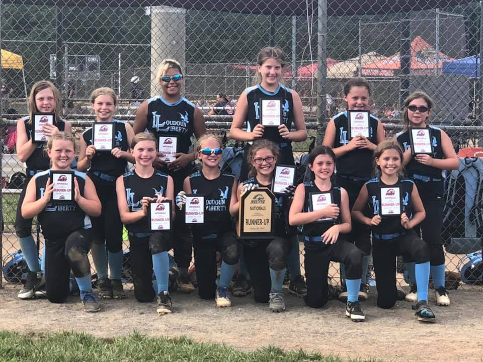 10U Liberty and 10U Futures Liberty Team up for 2nd Place in Pony Nationals