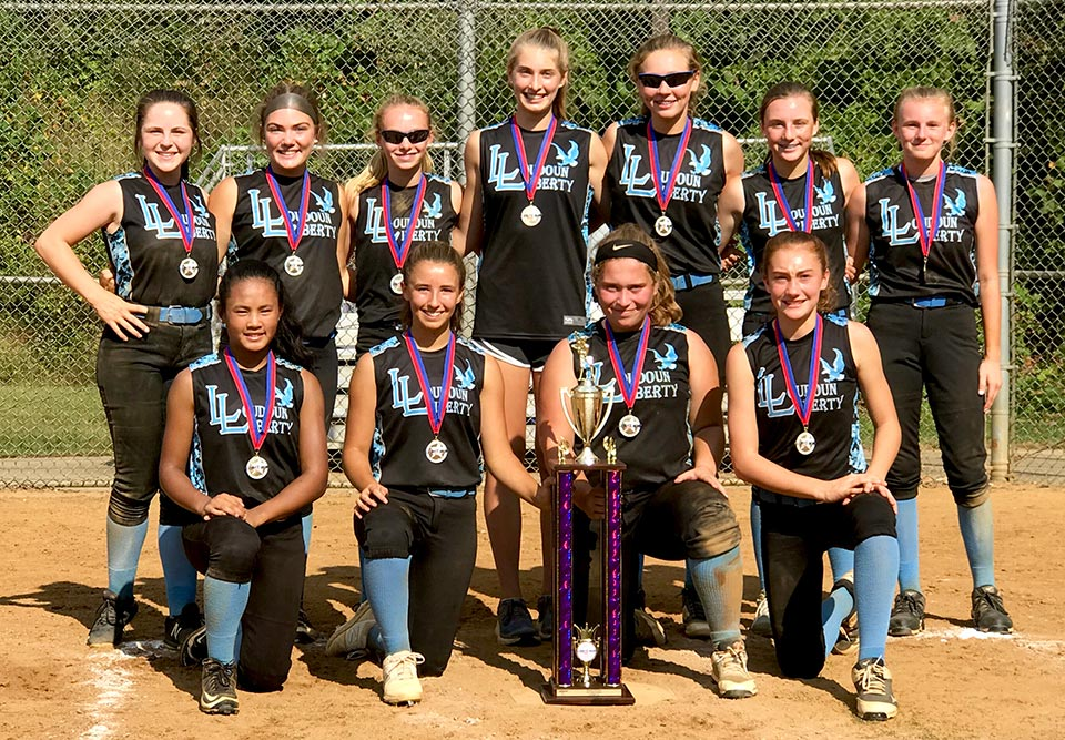 Liberty Blue Takes Stingrays Classic Championship