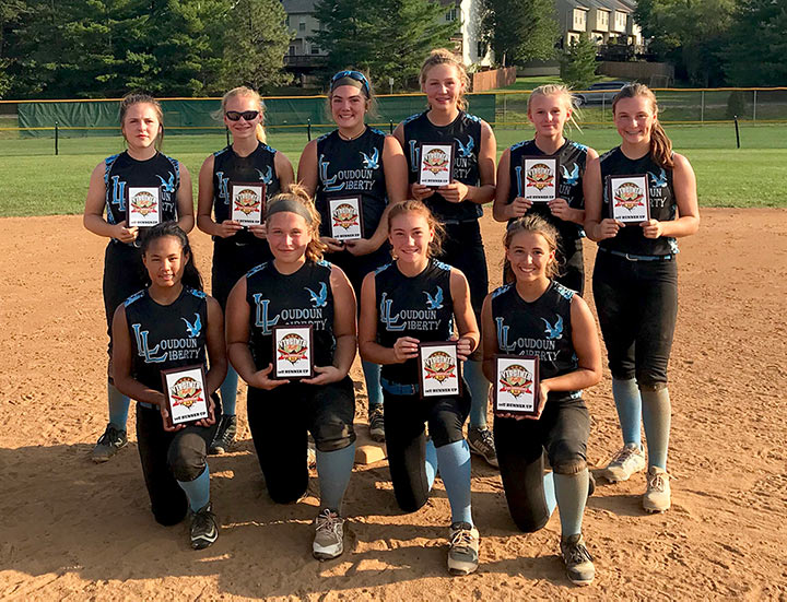 Liberty Blue Take 2nd in VA Fall State Championship