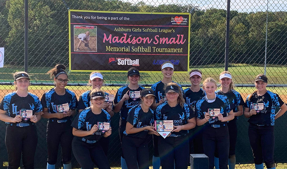 Liberty Blue are Runners-Up in 18U Open Madison Small Memorial