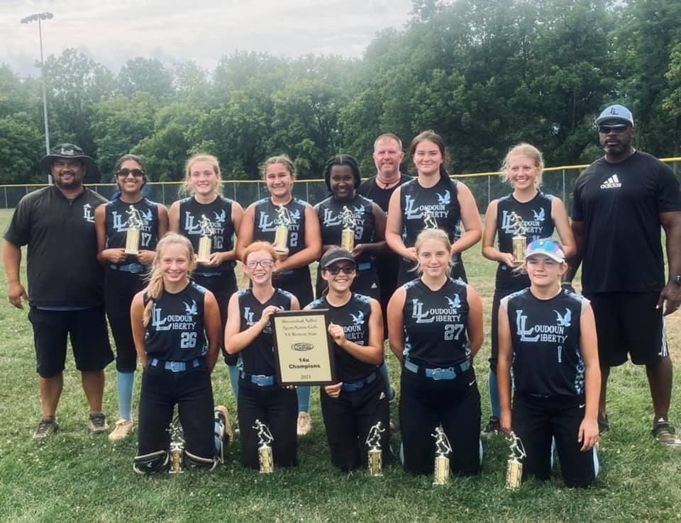 14U Black Wins SportsNation Western VirginiaChampionship