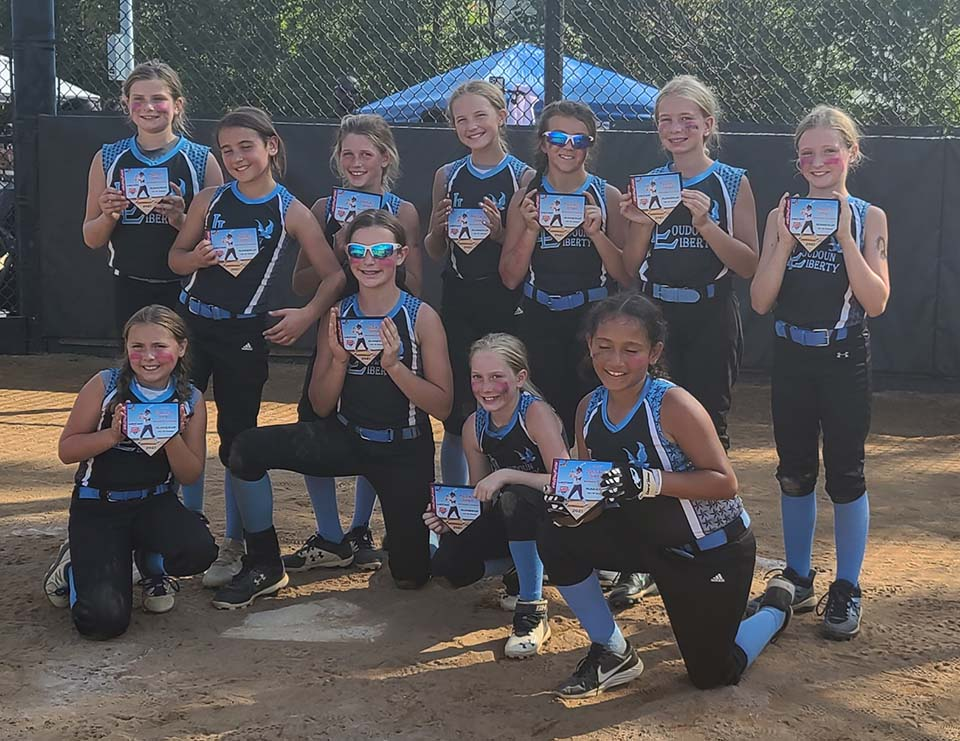10U are Runners-Up in Madison SmallMemorial
